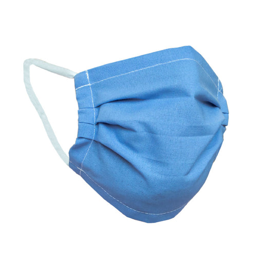 Reusable Face Mask with Elastic Ear Loops - Made by the Blind and Visually Impaired (CABVI) - Reusable Face Mask - Mountainside Medical Equipment