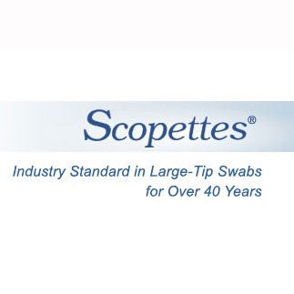 Buy Scopettes OBGYN Rayon Tip Swabsticks Plastic Shaft 16in, Non-Sterile, 50/Case online used to treat Swabsticks - Medical Conditions