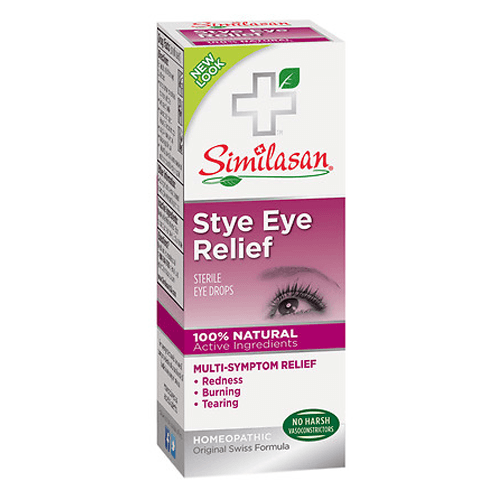 Buy Similasan Stye Eye Relief by Similasan from a SDVOSB | Eye Health