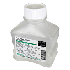 Buy Sodium Chloride 0.9%, Irrigation Solution, 500ml by B Braun | Irrigation Solution