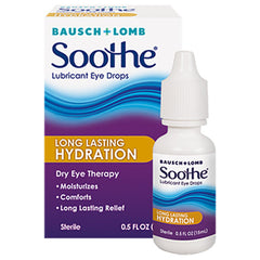 Buy Soothe Long Lasting Dry Eye Relief Lubricant Eye Drops online used to treat Lubricating Eye Drops - Medical Conditions