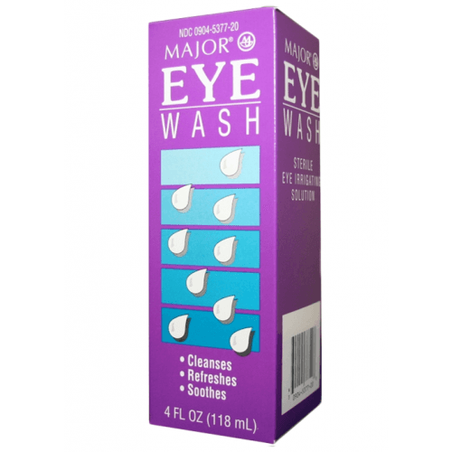 Sterile Eye Wash Solution
