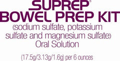 Buy Suprep Bowel Prep Kit online used to treat Bowel Cleansing Kit - Medical Conditions