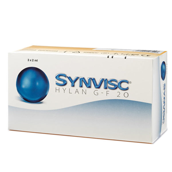 Synvisc (Hylan G-F 20) Osteoarthritis Knee Pain Injection Treatment