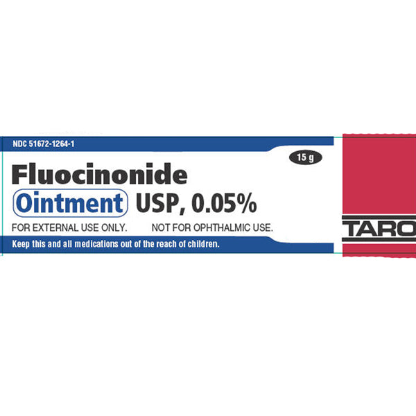 Buy Taro Fluocinonide Ointment 0.05% online used to treat Dry Skin Ointment - Medical Conditions