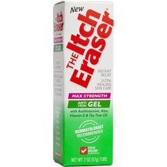 Buy Itch Eraser Maximum Strength Anti-Itch Gel online used to treat Itch Relief Gel - Medical Conditions