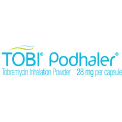 Tobi Podhaler Cystic Fibrosis Inhaler (28x8) 28 Day Treatment