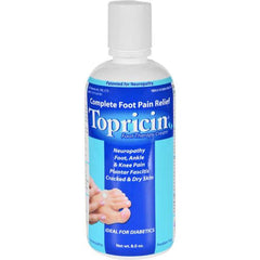 Buy Topricin Foot Therapy Cream, 8 oz by Topricin | Home Medical Supplies Online