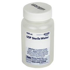 Buy Sterile Water for Irrigation with Screw Top by Nurse Assist online | Mountainside Medical Equipment