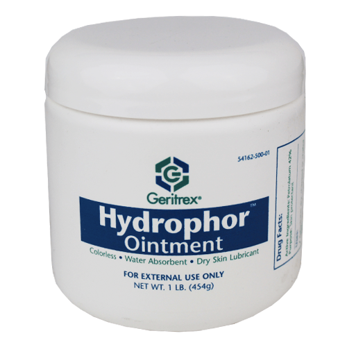 Buy Hydrophor Dry Skin Ointment 16 oz by Rochester Drug | Home Medical Supplies Online