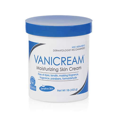 Vanicream Skin Cream Jar 16 oz