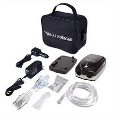 Buy Voyager Portable Nebulizer Machine with Rechargeable Lithium Battery online used to treat Nebulizer Machines - Medical Conditions