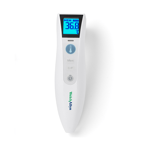 Welch Allyn CareTemp Touch Free Thermometer for Digital Thermometers by Welch Allyn | Medical Supplies