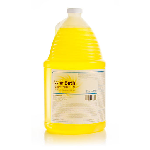 WhirlBath LemonKleen Disinfectant Cleaner, 128 oz (1 gallon) For Novel Coronavirus (2019-nCoV/COVID-19)