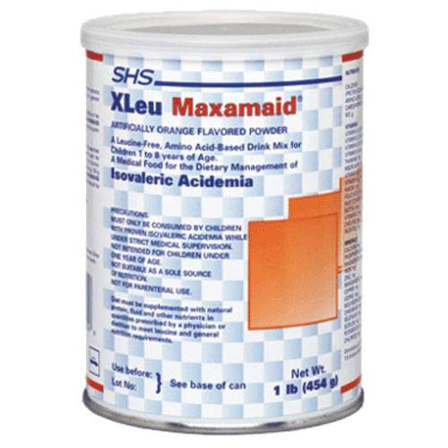 XPhe Maxamaid Powdered Medical Food 454g - Medical Food - Mountainside Medical Equipment
