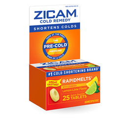 Buy Zicam Cold Remedy Rapidmelts with Echinacea, Homeopathic online used to treat Cold Remedy Medicine - Medical Conditions