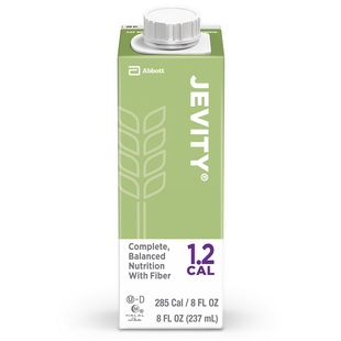 Jevity Supplement Drink 1 Cal, 1.2 Cal and 1.5 Cal