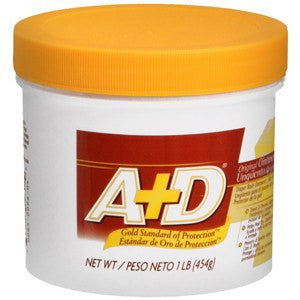 Buy A + D Ointment in the Jar online used to treat Skin Care - Medical Conditions