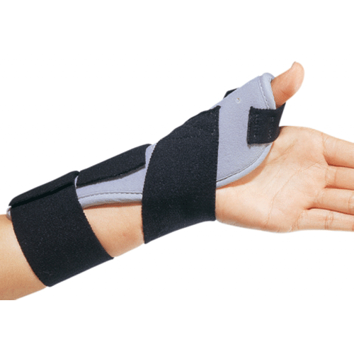 ProCare Abducted ThumbSPICA Splint for Thumb Splints by DJO Global | Medical Supplies