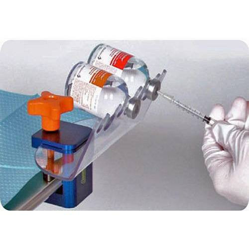 Buy Accu-Draw Vial Holder Clamp System with Coupon Code from AliMed Sale - Mountainside Medical Equipment