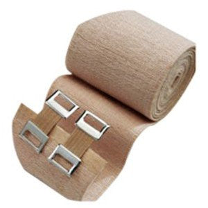 Ace Wrap Antimicrobial Bandage with E-Z Clip Closure - Gauze, Tapes & Bandages - Mountainside Medical Equipment