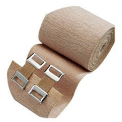 Ace Wrap Antimicrobial Bandage with E-Z Clip Closure for Gauze, Tapes & Bandages by 3M Healthcare | Medical Supplies