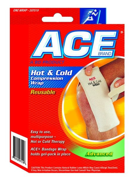 ACE Reusable Hot and Cold Compression Wrap - Cryotherapy - Mountainside Medical Equipment