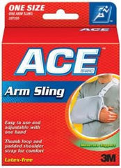 Ace Arm Sling with Shoulder Strap for First Aid Supplies by 3M Healthcare | Medical Supplies