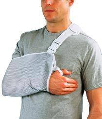 Ace Arm Sling with Shoulder Strap