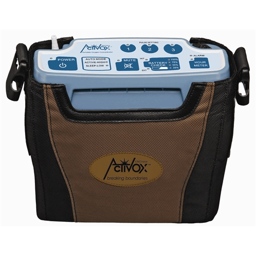 Buy Activox LifeChoice Portable Oxygen Concentrator, Sport Model by n/a | SDVOSB - Mountainside Medical Equipment
