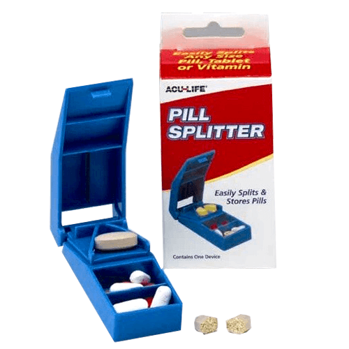 Buy Acu-Life Pill Splitter by Rochester Drug from a SDVOSB | Daily Living Aids