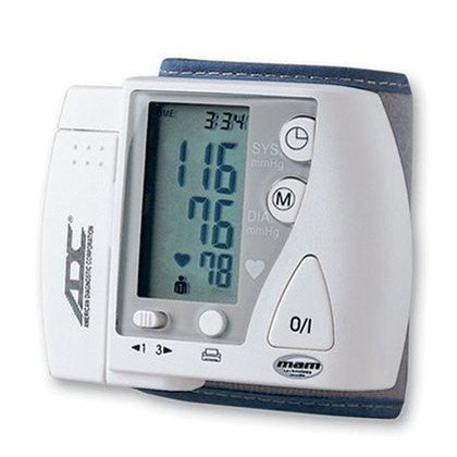 Advantage Wrist Digital Blood Pressure Monitor 6016