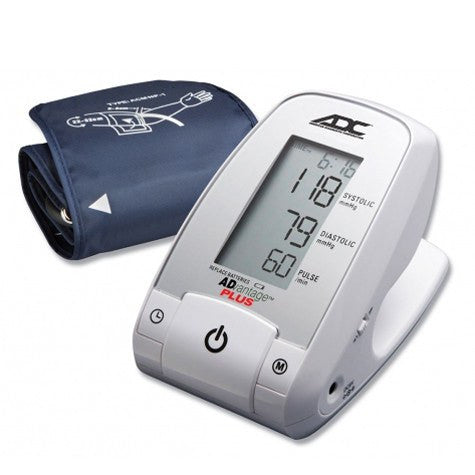 Buy ADC Advantage Plus 6022 Automatic Blood Pressure Monitor by ADC | Home Medical Supplies Online