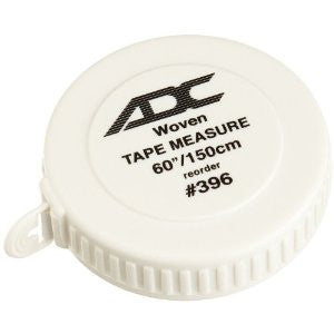"Retractable Tape Measure Push-Button 60"" - Tape Measure - Mountainside Medical Equipment"