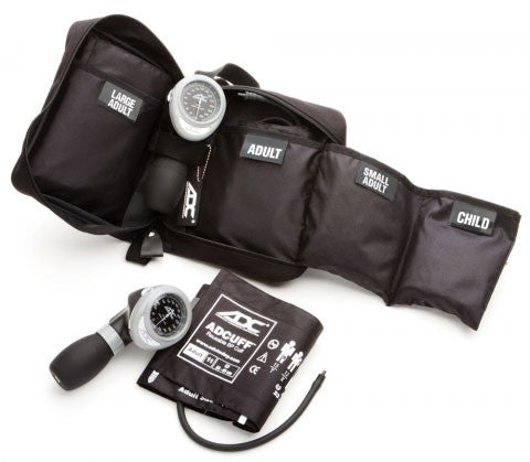 Multikuf Portable 4 Cuff Sphyg - Blood Pressure Monitors - Mountainside Medical Equipment