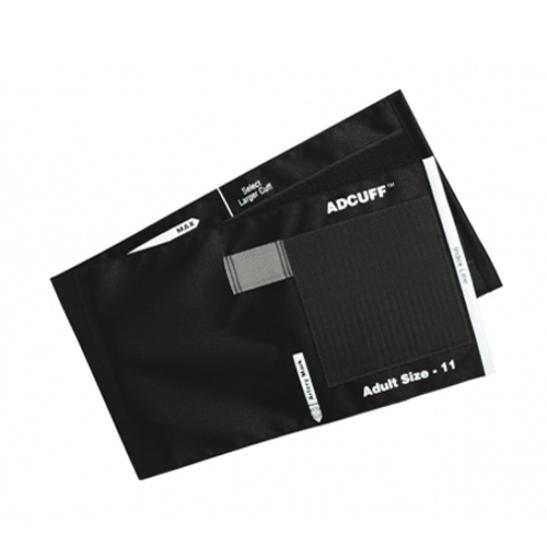 Buy ADC Adcuff Nylon Cuff, Black, Latex Free by ADC | Home Medical Supplies Online