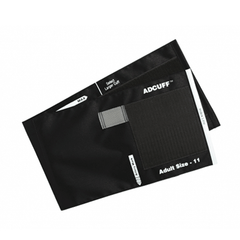 Buy ADC Adcuff Nylon Cuff, Black, Latex Free online used to treat Parts & Accessories - Medical Conditions