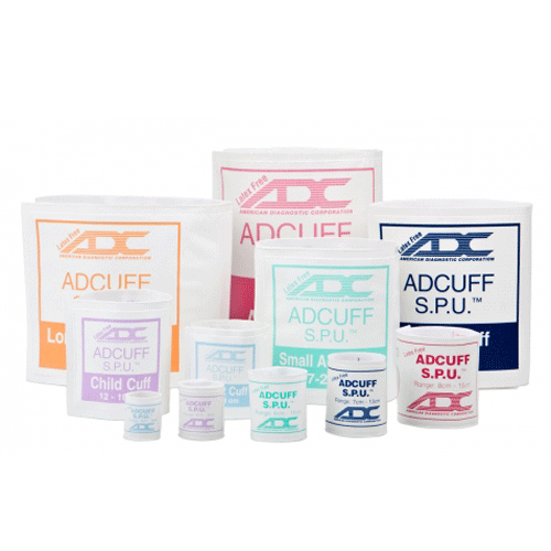 ADC Adcuff Adult SPU Series Disposable Blood Pressure Cuffs