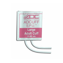 Buy ADC Adcuff Adult SPU Series Disposable Blood Pressure Cuffs by ADC wholesale bulk | Parts & Accessories