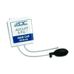 [price] ADC Adcuff Adult SPU Series Disposable Blood Pressure Cuffs used for Parts & Accessories made by ADC [sku]