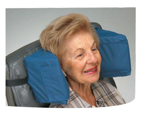 Adjustable Gel Head Positioner Support - Wheelchair Accessories - Mountainside Medical Equipment