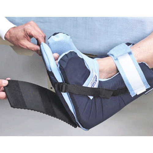 Heel Float Adjustable Walker Boot