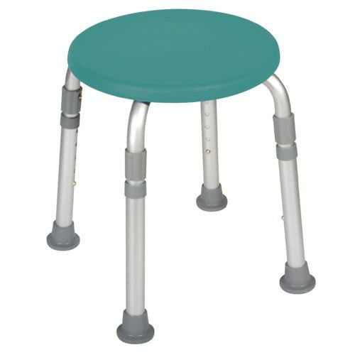 Buy Adjustable Height Bath Stool by Drive Medical from a SDVOSB | Bath Stools