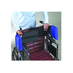 Skil-Care Adjustable Lateral Support for Wheelchair Accessories by Skil-Care Corporation | Medical Supplies