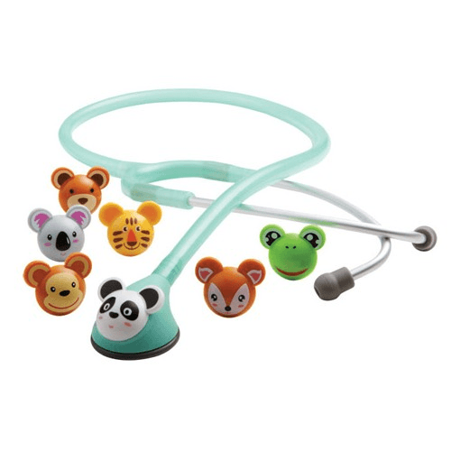 Adscope 618 Adimal Pediatric Stethoscope - Stethoscopes - Mountainside Medical Equipment