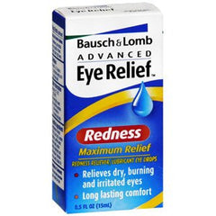 Buy Advanced Eye Relief For Allergies by Bausch & Lomb | Home Medical Supplies Online