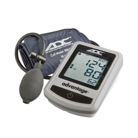 Buy Advantage 6012N Semi-Auto Digital Blood Pressure Monitor online used to treat Automatic Blood Pressure Monitors - Medical Conditions