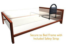 Buy Bed Rail with Pocket Organizer online used to treat Hospital Beds - Medical Conditions