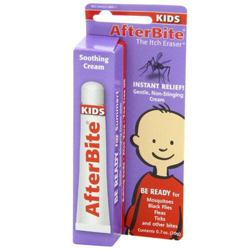 AfterBite Cream for Kids 0.7 oz Tube