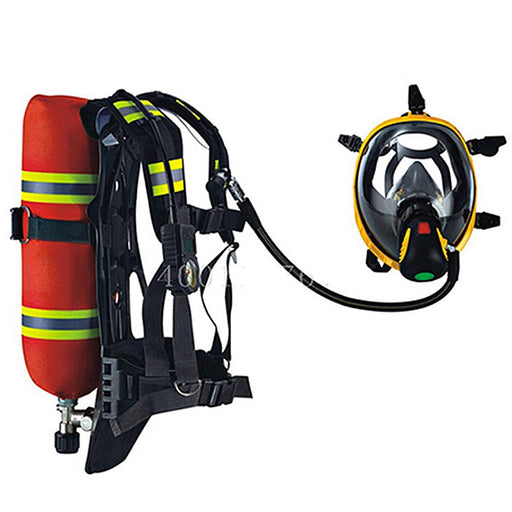 Air Breathing Apparatus Respirator Mask, Air Tank & Harness - Air Breathing Apparatus - Mountainside Medical Equipment